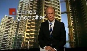 Villes fantômes en Chine - Reportage