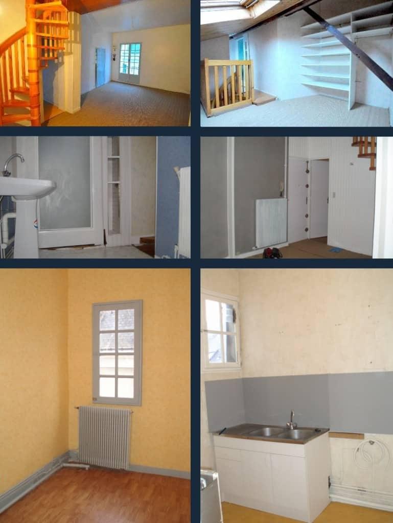 locatif meubl dans l 39 ancien projet chiffr et photos de. Black Bedroom Furniture Sets. Home Design Ideas