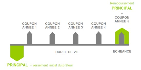 obligation coupon principal