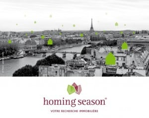 Homing season : marché immobilier Parisien