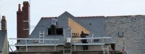 Projet d'immeuble N°2 : 3 appartements 153 200€