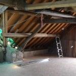 Projet d'immeuble N°2 – Acte 2 – Couverture et sol