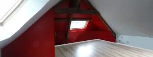 Projet d'immeuble N°2 (suite travaux) : Isolation et aménagement intérieur