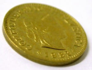 Pièces d'or investir