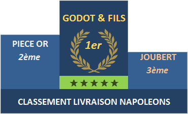 classement livraison napoleons