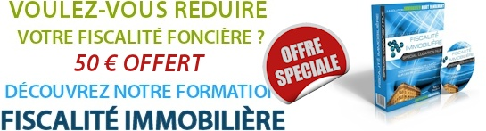 Formation fiscalité immobilier