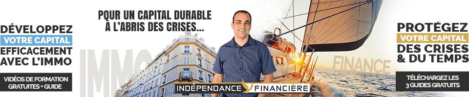 Indépendance Financière & Capital Durable
